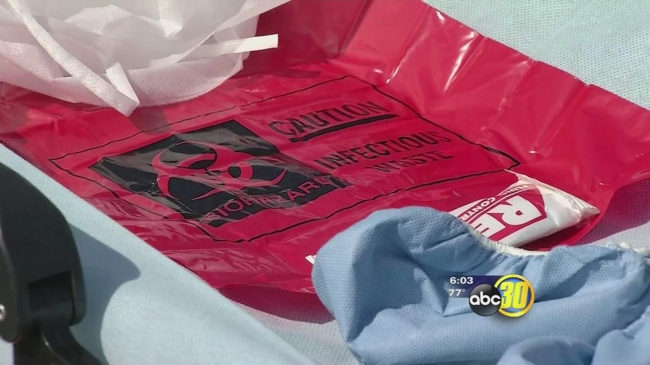 Valley first responders preparing for Ebola