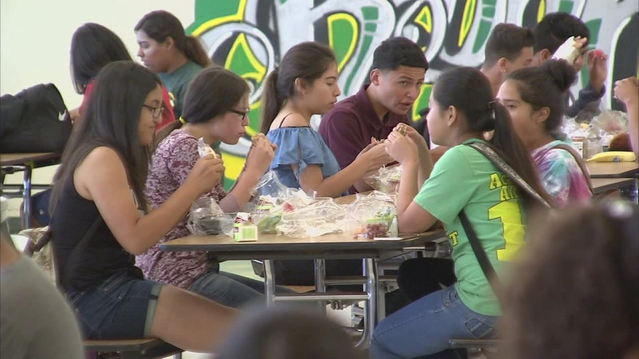 Free summer meals for Fresno Unifed students