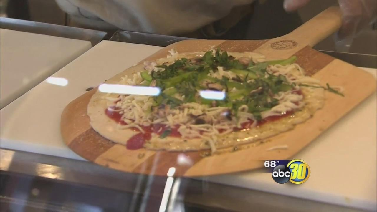 Pieology opening in Fresno, offering free pizzas