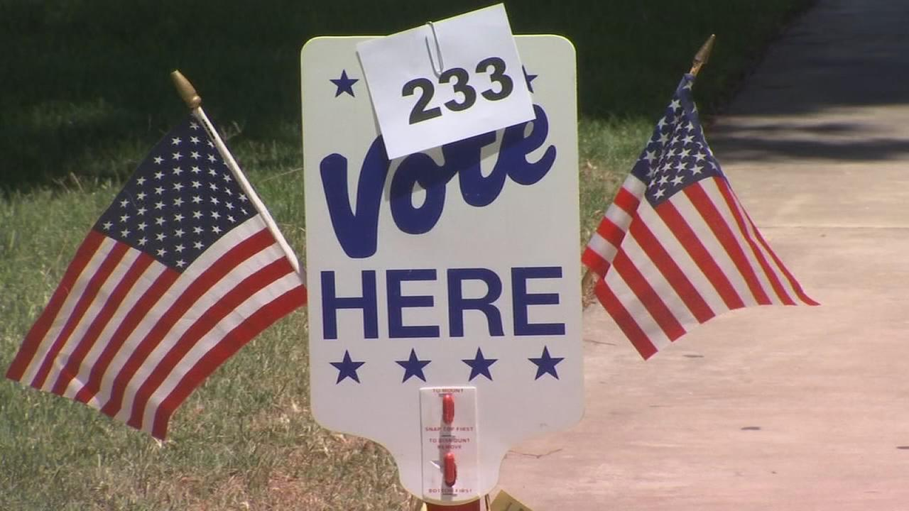 First election with same day voter registration