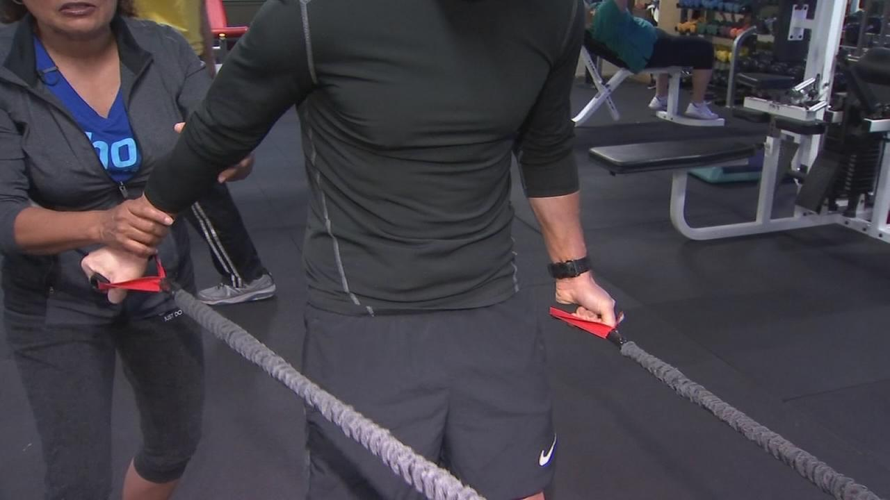 Workout Wednesday: Targeting the Triceps