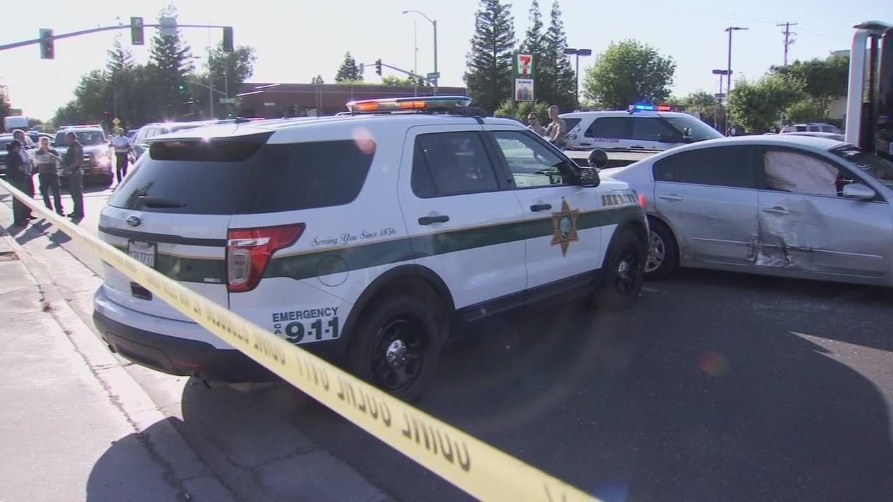 New details on Fresno County shooting, chase suspect
