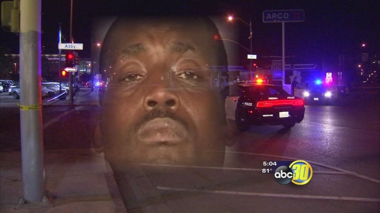 Fresno police officer shoots suspect during confrontation