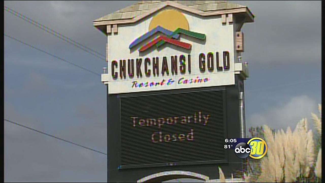 Efforts underway to help laid-off Chukchansi Casino employees