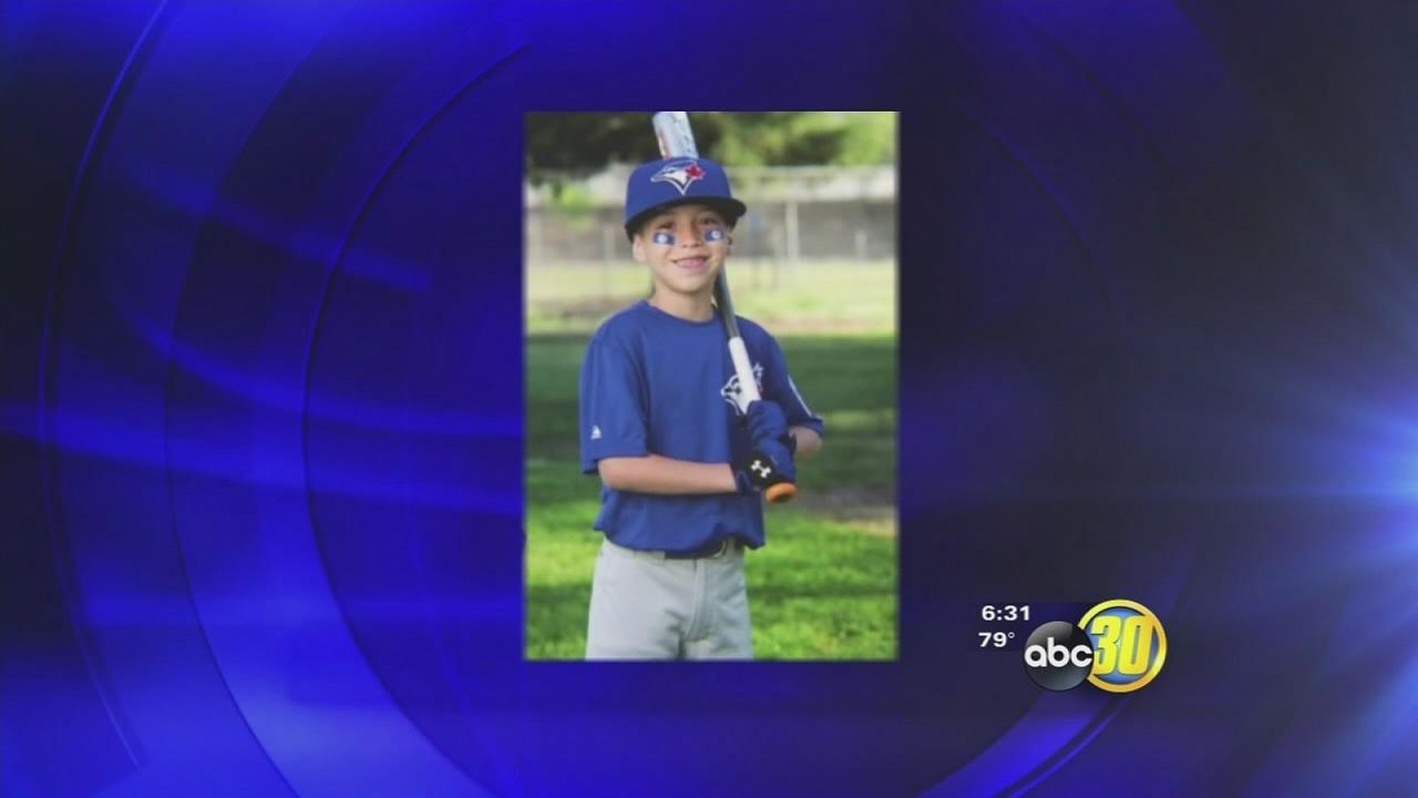 Loved ones remember boy killed in Dinuba hit-and-run crash