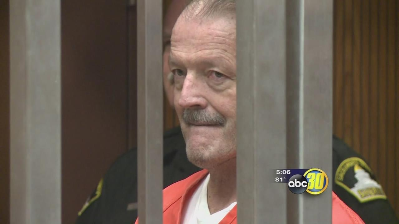 Former Cal Fire chief pleads not guilty in slaying