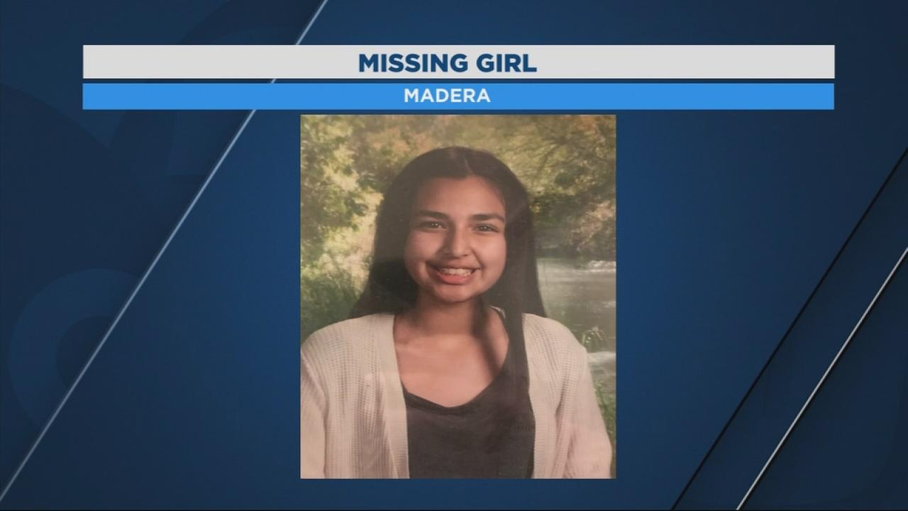 Madera police looking for missing 12-year-old girl