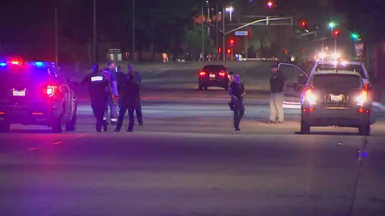 Man hit and killed by car in Sanger