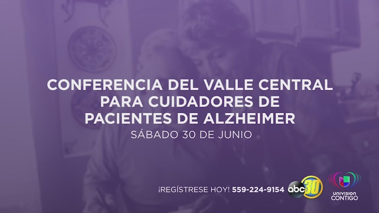 Conferencia del Valle Central Para Cuidadores de Pacientes Con Alzheimer