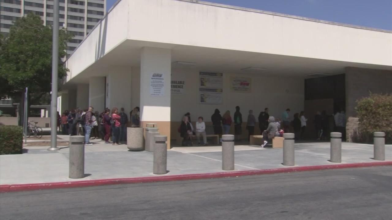 40 DMV offices opening on Saturday, including 2 in Fresno County