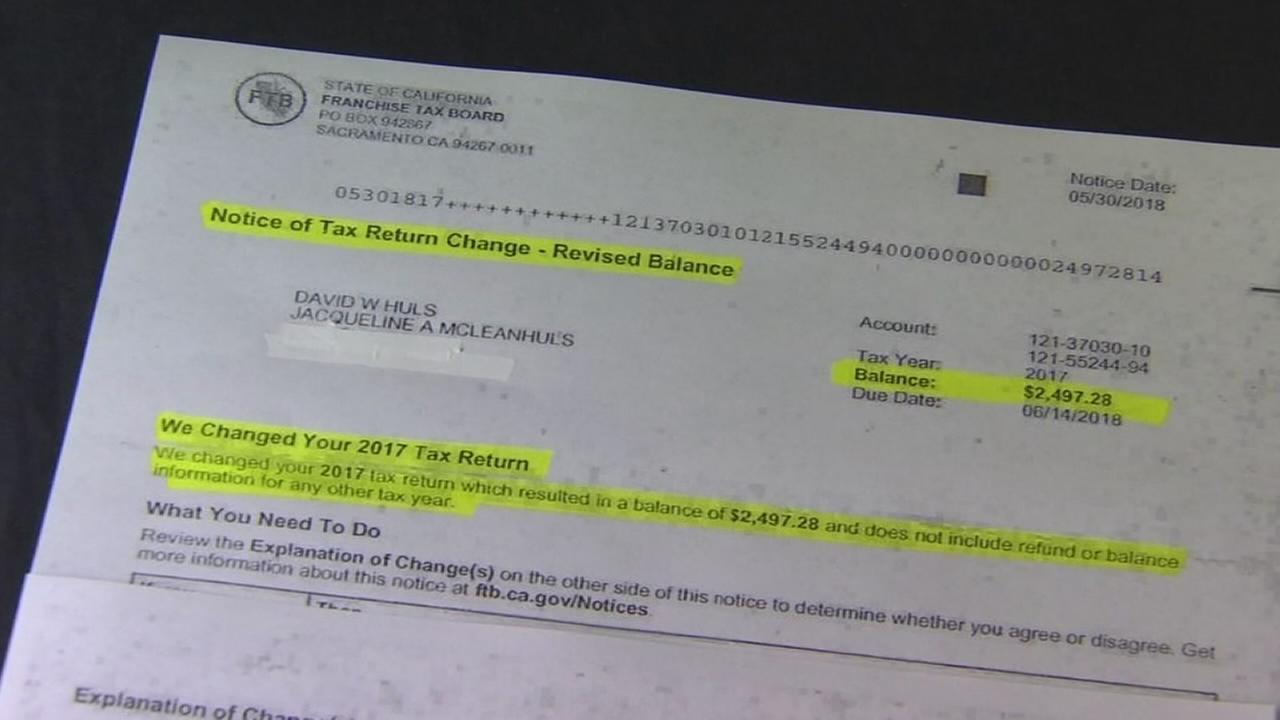 Valley taxpayers getting notices of mistakes