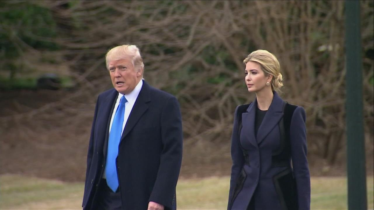 Ivanka Trump to make a stop in Fresno County