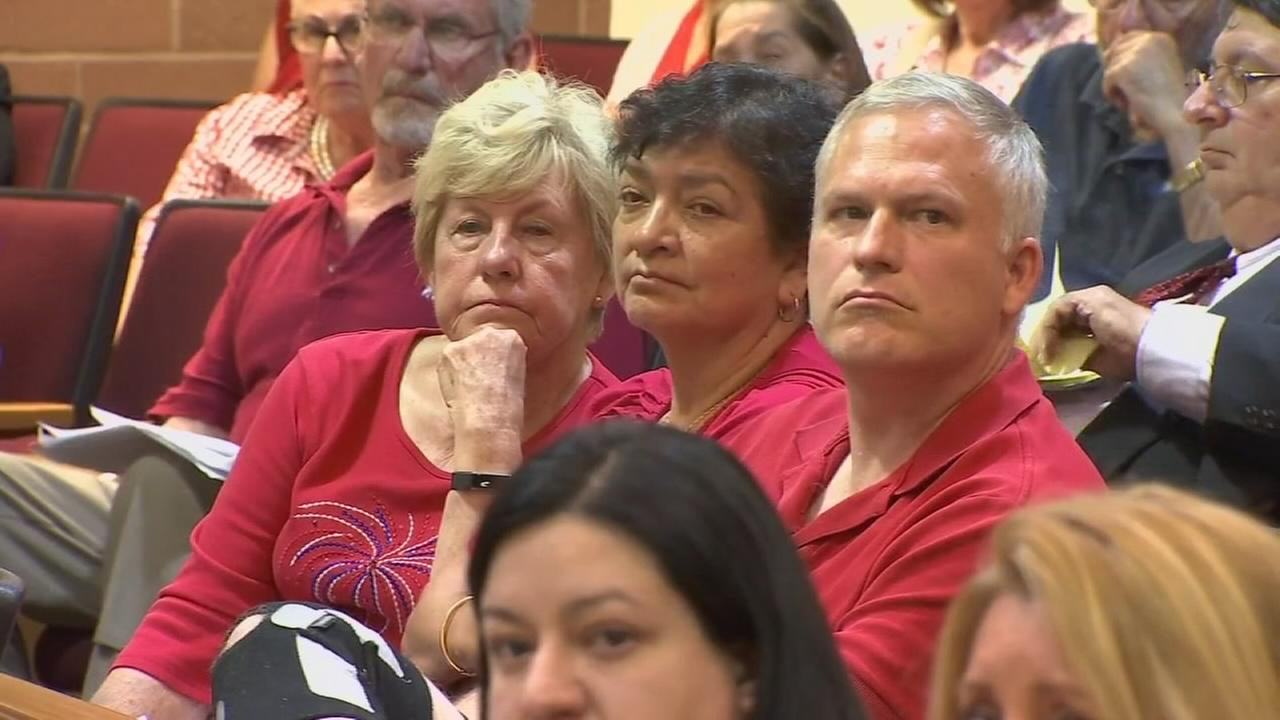 Dozens come to Clovis City Hall to fight proposed senior living complex