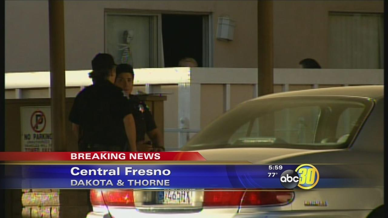 Homicide investigation in Central Fresno