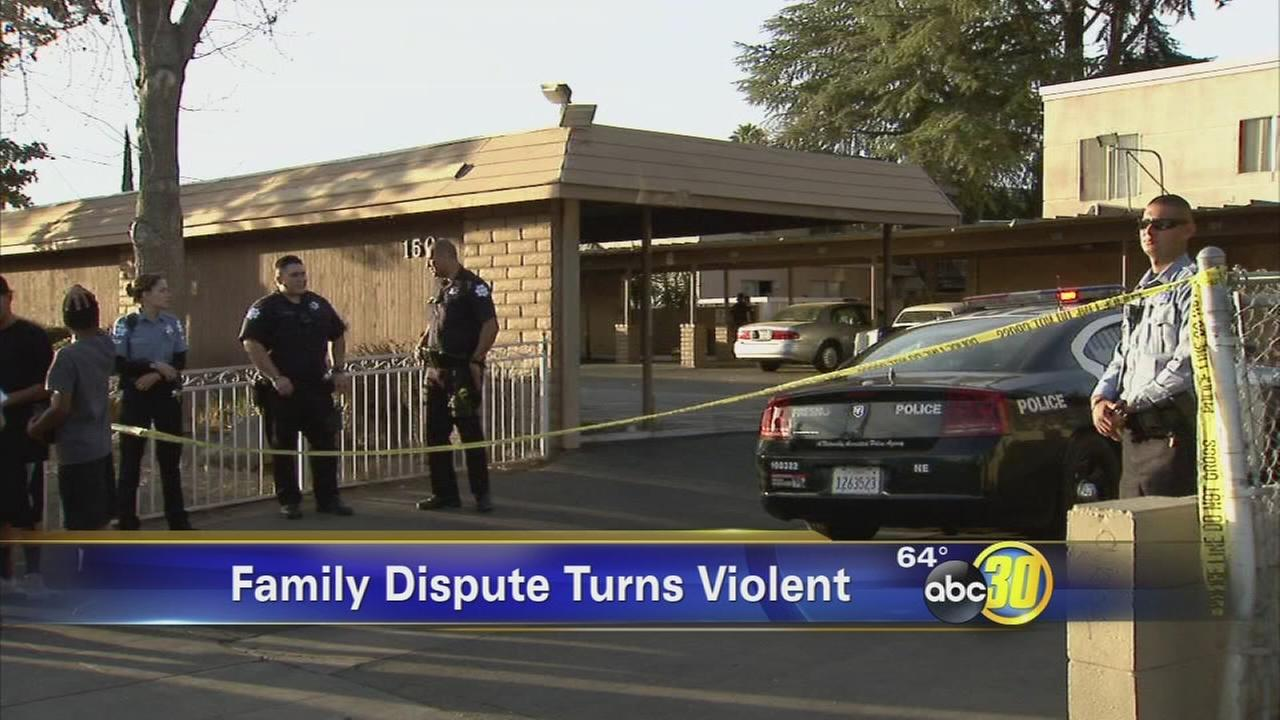 Fresno teenager kills his older brother, police say