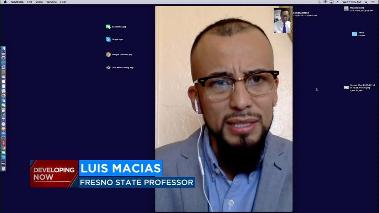 Fresno State professor calls Trump immigration order empty shell