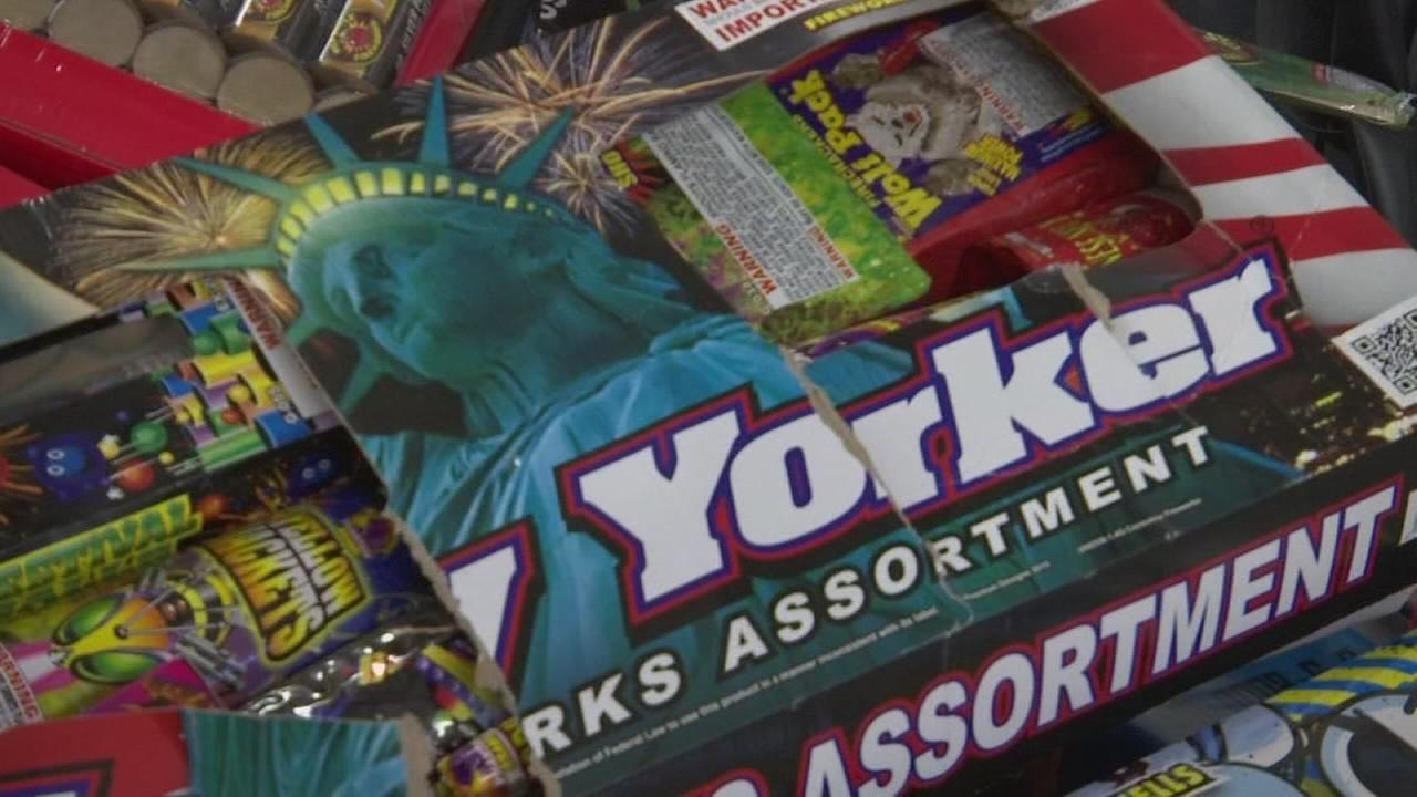 Madera Police cracking down on illegal fireworks