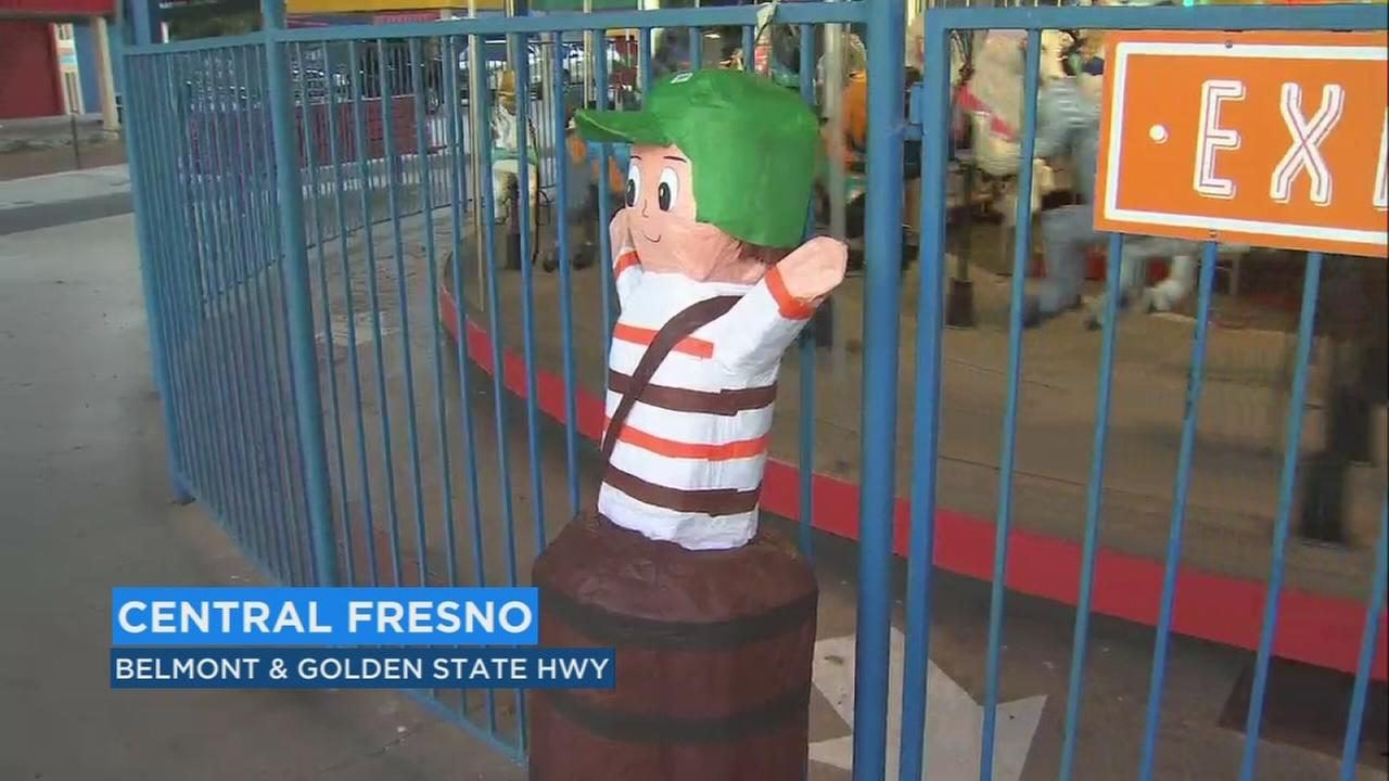 Pinata Fest coming to Roeding Park in Fresno