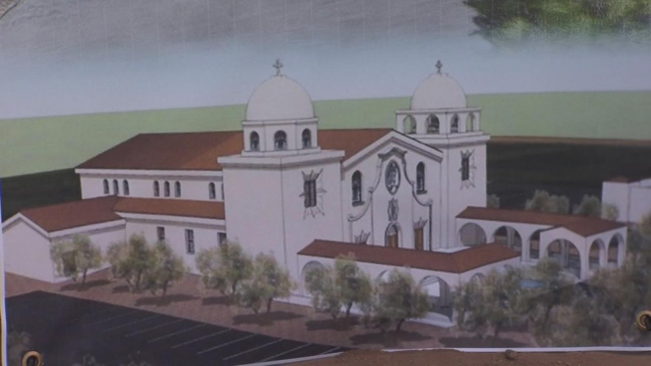 New Catholic church coming to Clovis