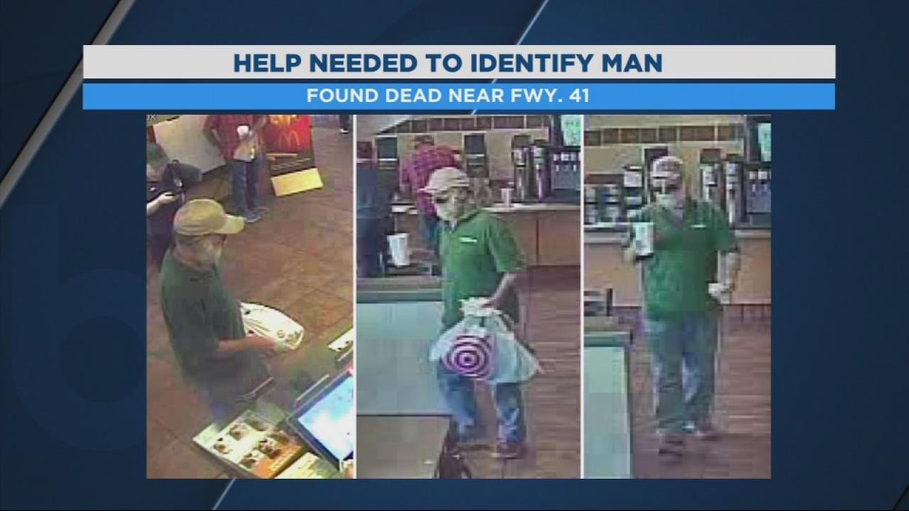 Help needed to identify man