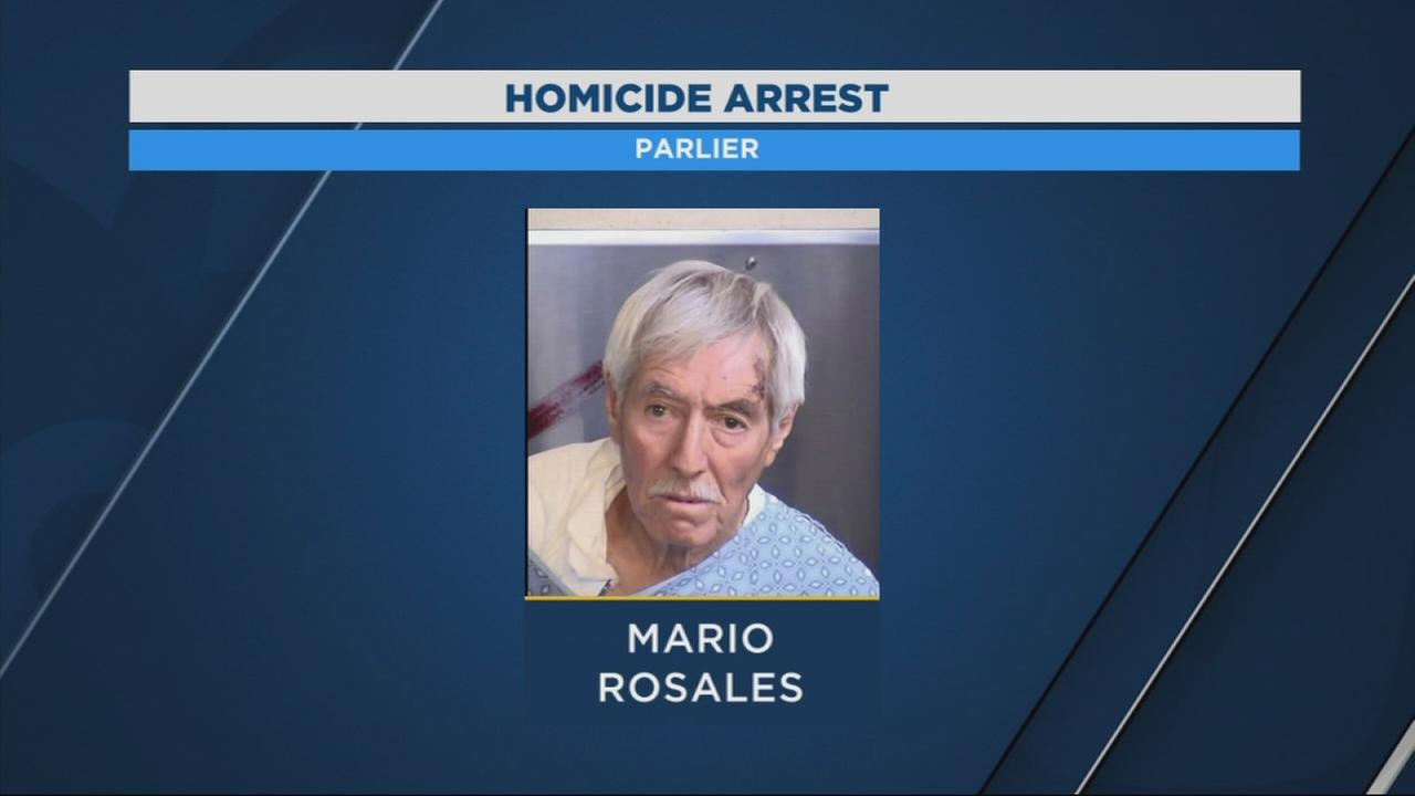 Man arrested in connection to stabbing in Parlier