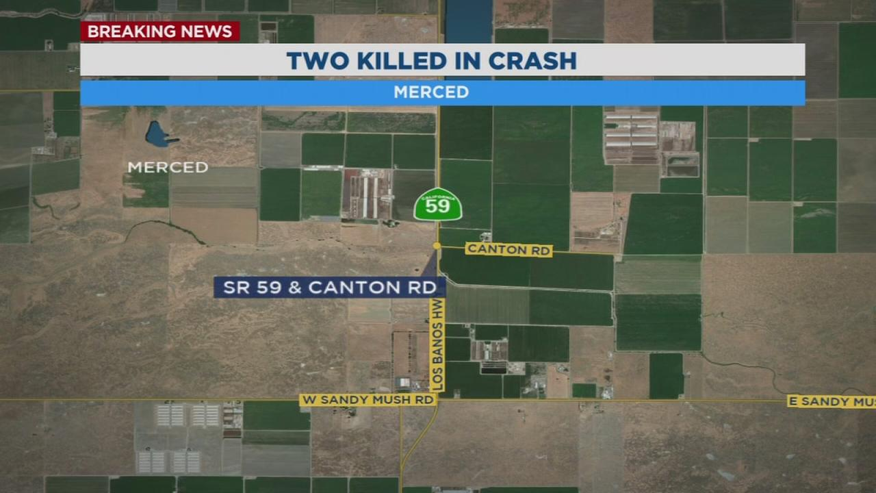 CHP investigating deadly collision in Merced