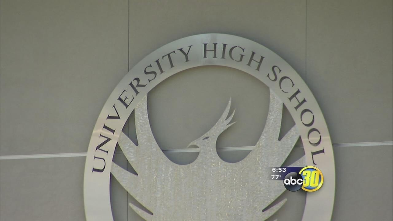 High honors for University High School