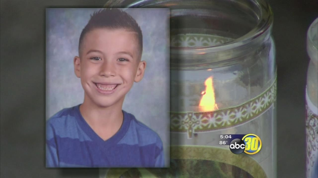 Dinuba residents remembering 9-year-old hit-run victim