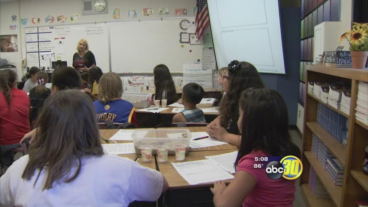 Visalia Unified dealing with substitute teacher shortage