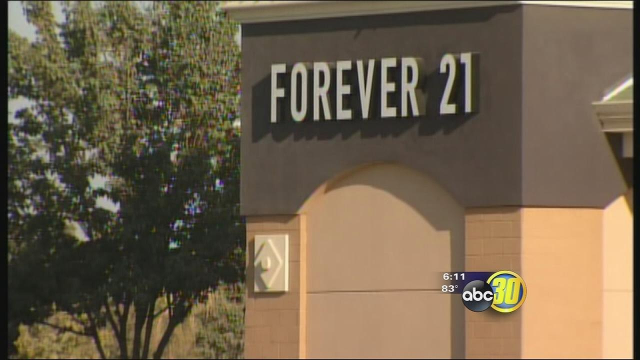 Forever 21 at Tulare Outlet Center to open this weekend