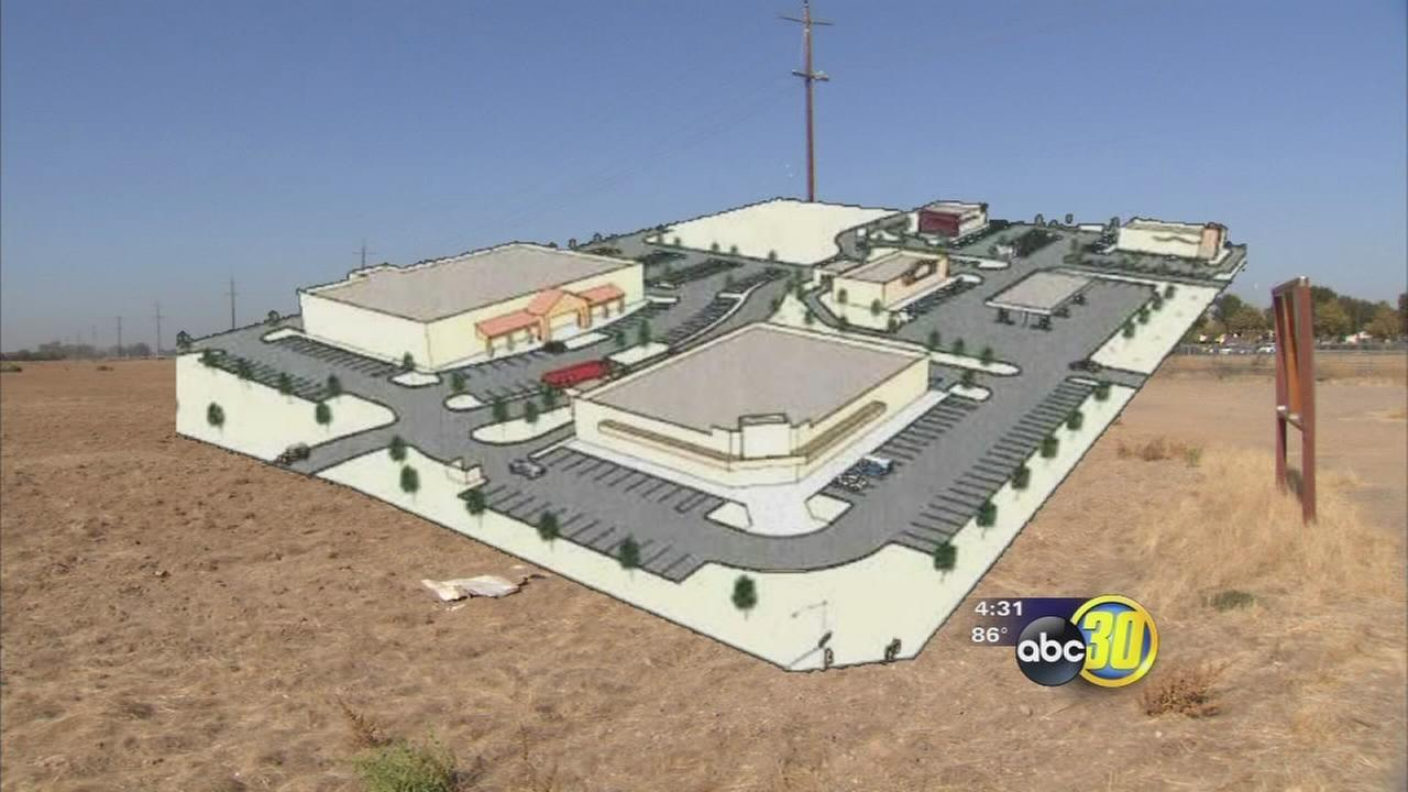 New shopping center proposed in Madera Ranchos