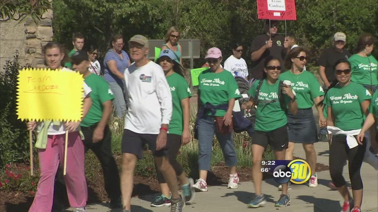 Central Valley ALS walk raises more than $80K