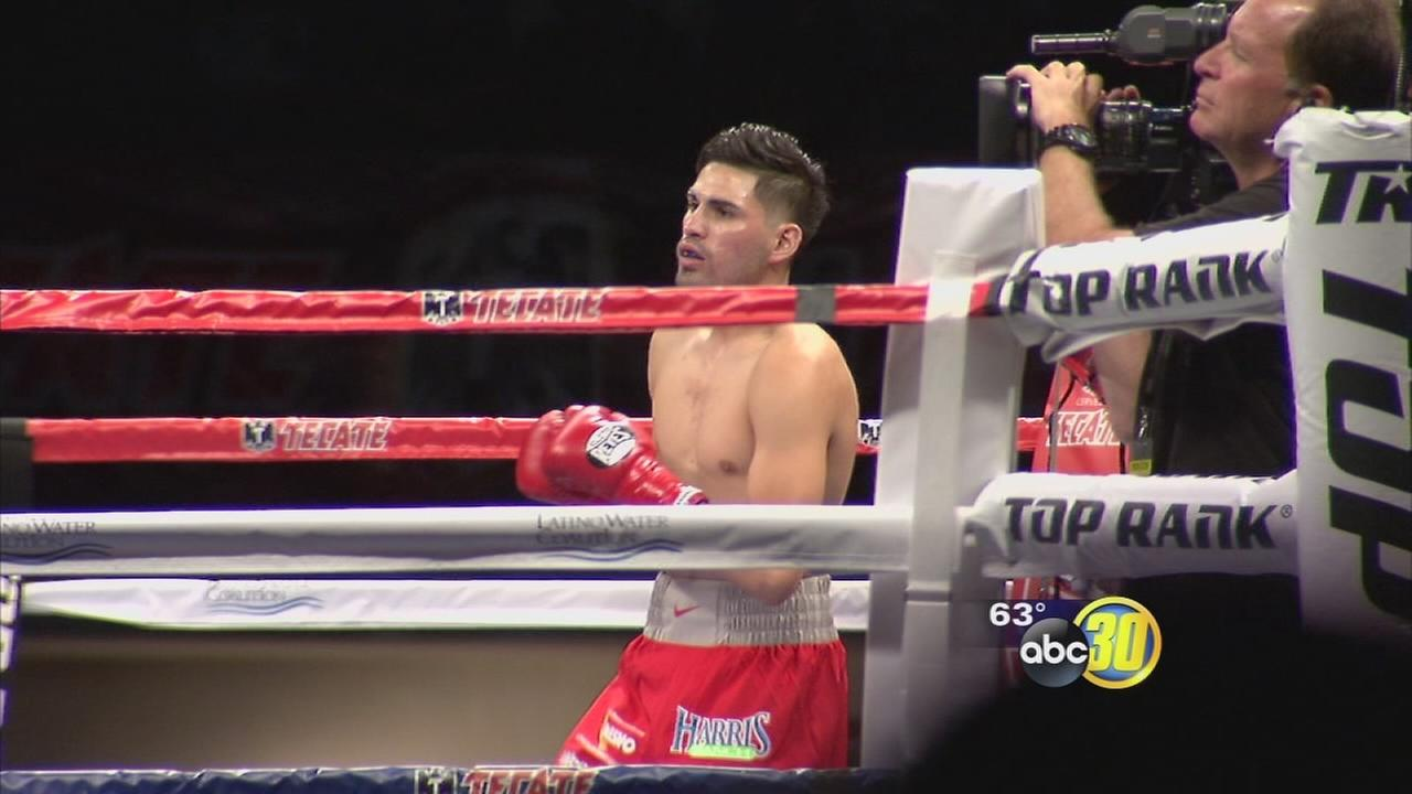Fight for Water 3: Avenals Jose Ramirez wins by TKO