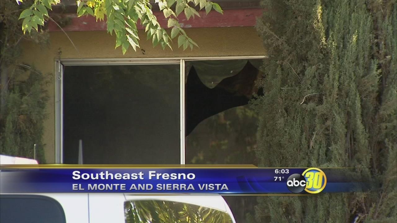 Fire damages vacant Southeast Fresno home used by transients
