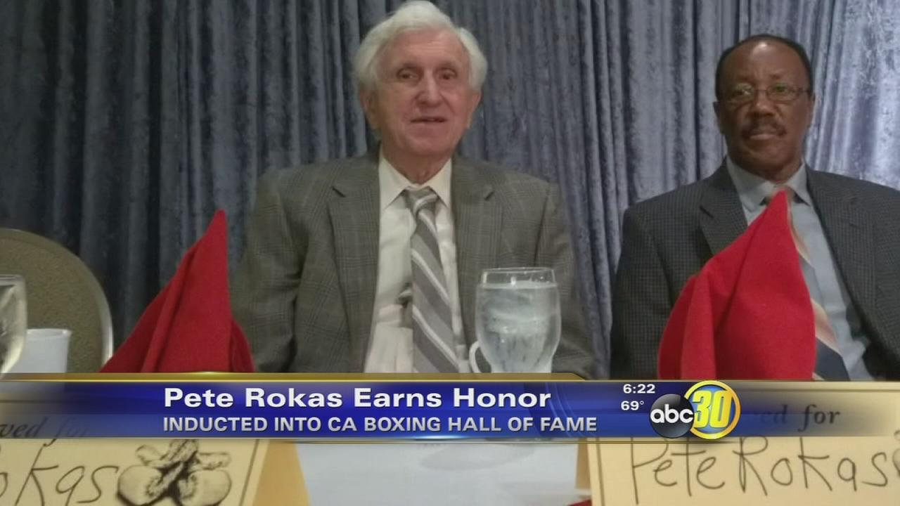Fresnos Rokas inducted into California Boxing Hall of Fame