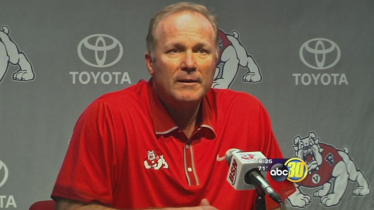 DeRuyter shares reasoning behind quarterback change