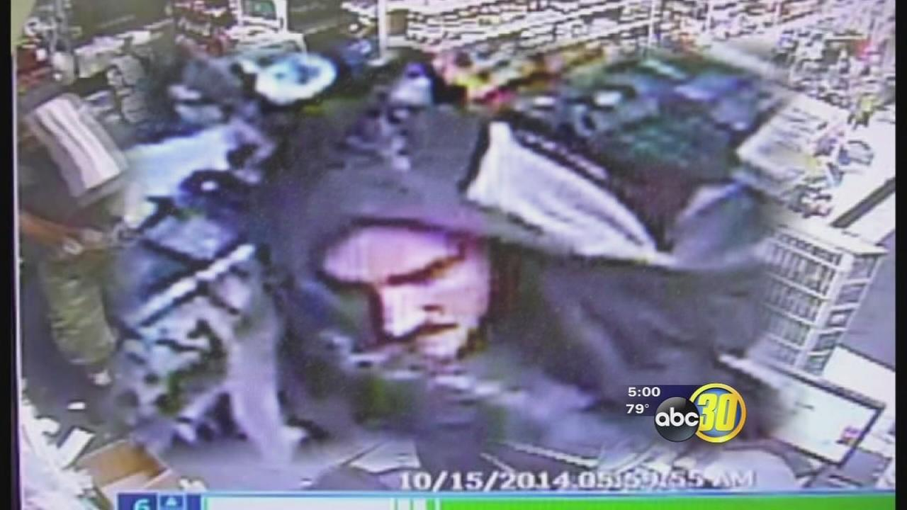 Caught on Camera: Fresno burglars may trip up