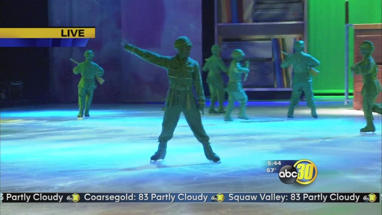Disney on Ice Worlds of Fantasy comes to Downtown Fresno