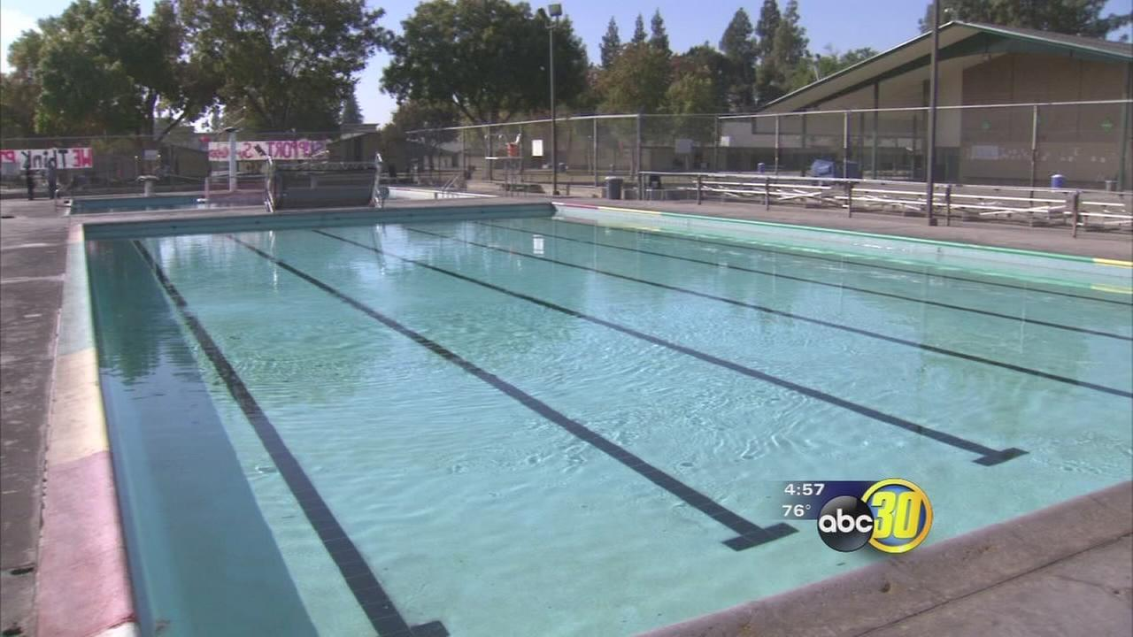 2 Fresno Unified schools getting new pools