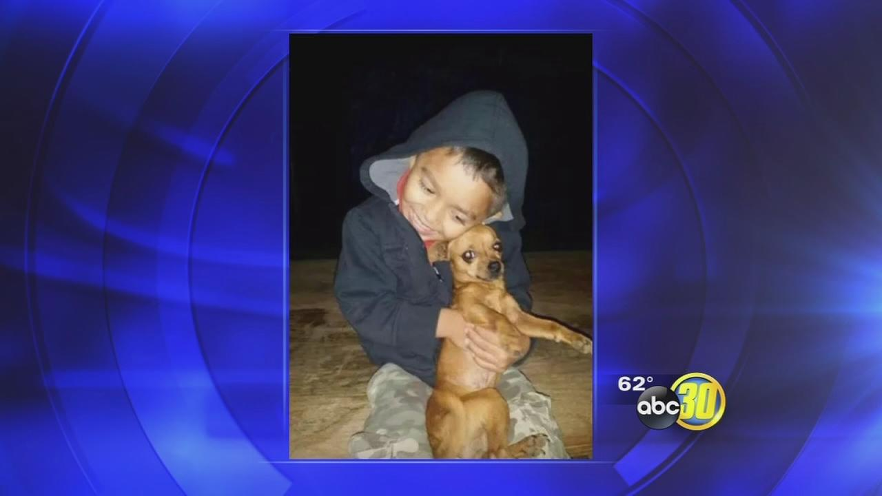 Boy killed in Merced hit-and-run remembered