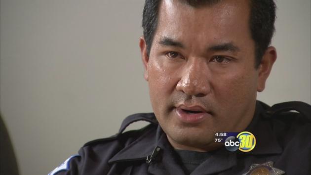 Fresno police detective returns from emotional journey