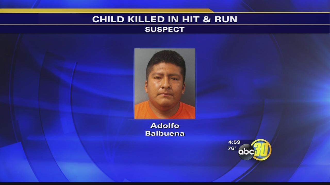 CHP: Drunk hit-run driver kills 3-year-old in Porterville