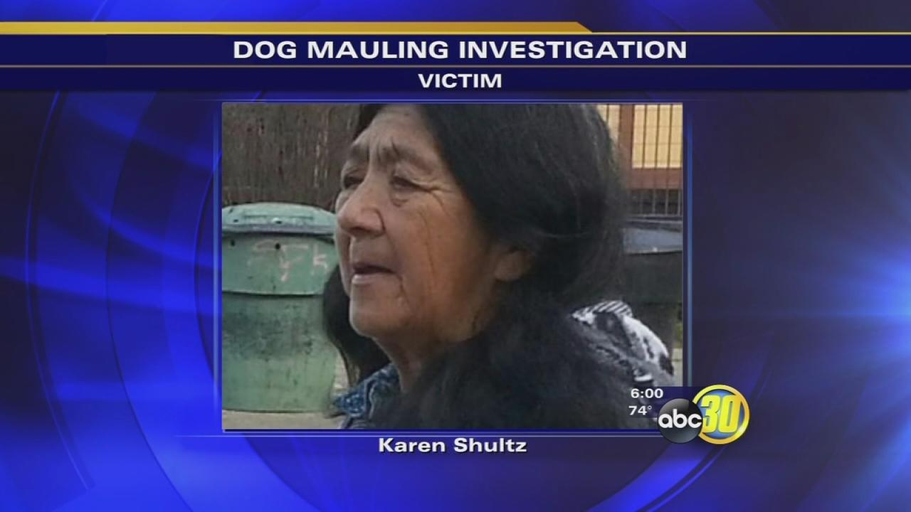 Coarsegold woman mauled by dogs on Chukchansi Picayune Indian Reservation