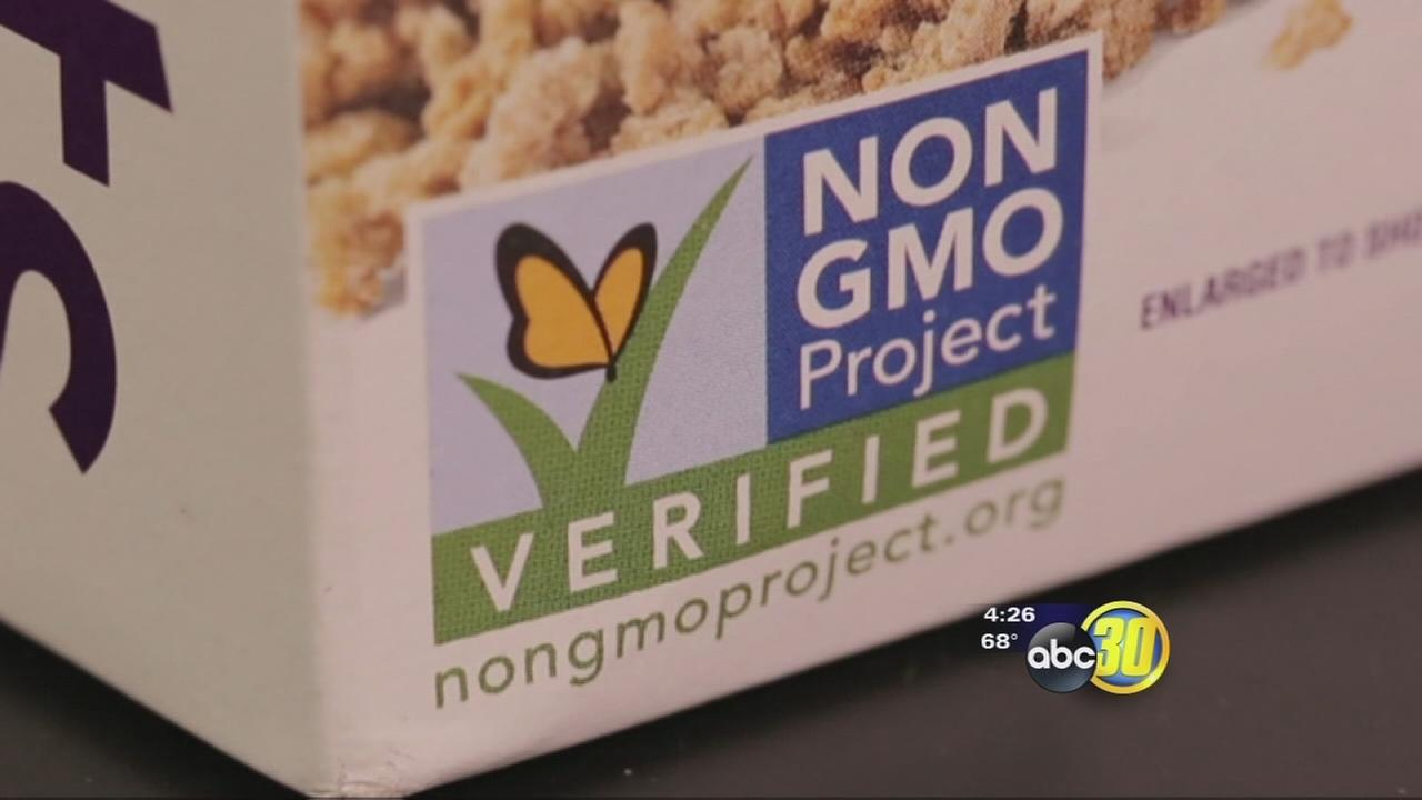 Food Labeling for GMOs