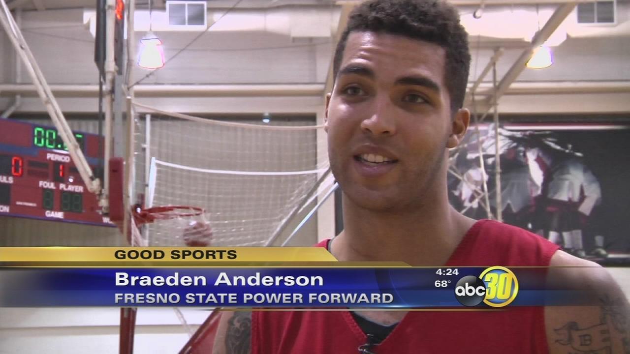 Good Sports: Fresno State Mens Basketball