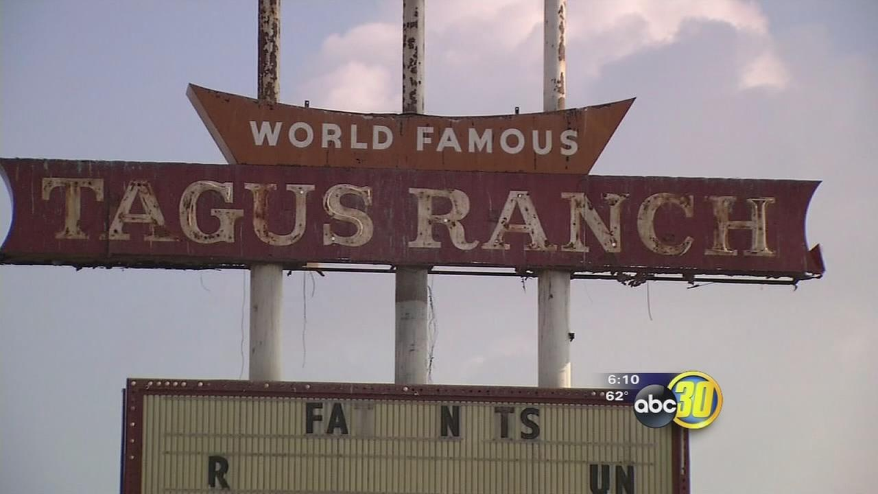 Tulare Countys Tagus Ranch to be demolished