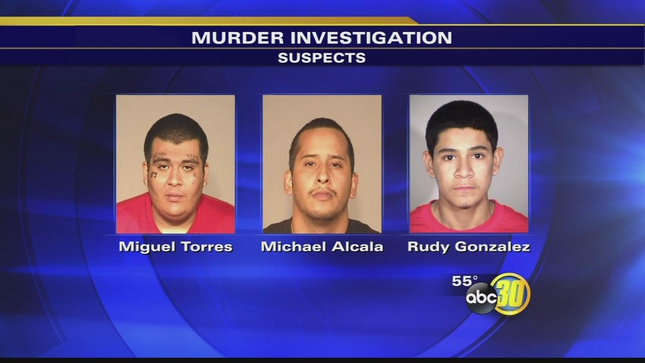 Police arrest suspects in deadly Central Fresno shooting