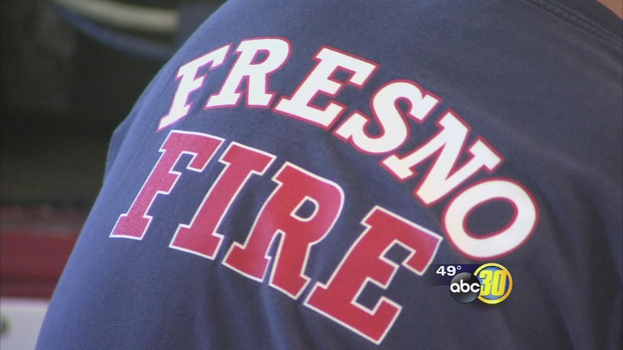City of Fresno looking to hire firefighters