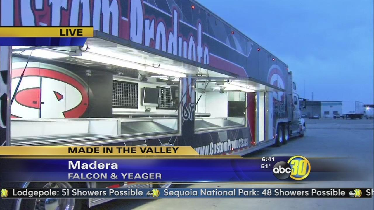 Made in the Valley - Performance Trailers
