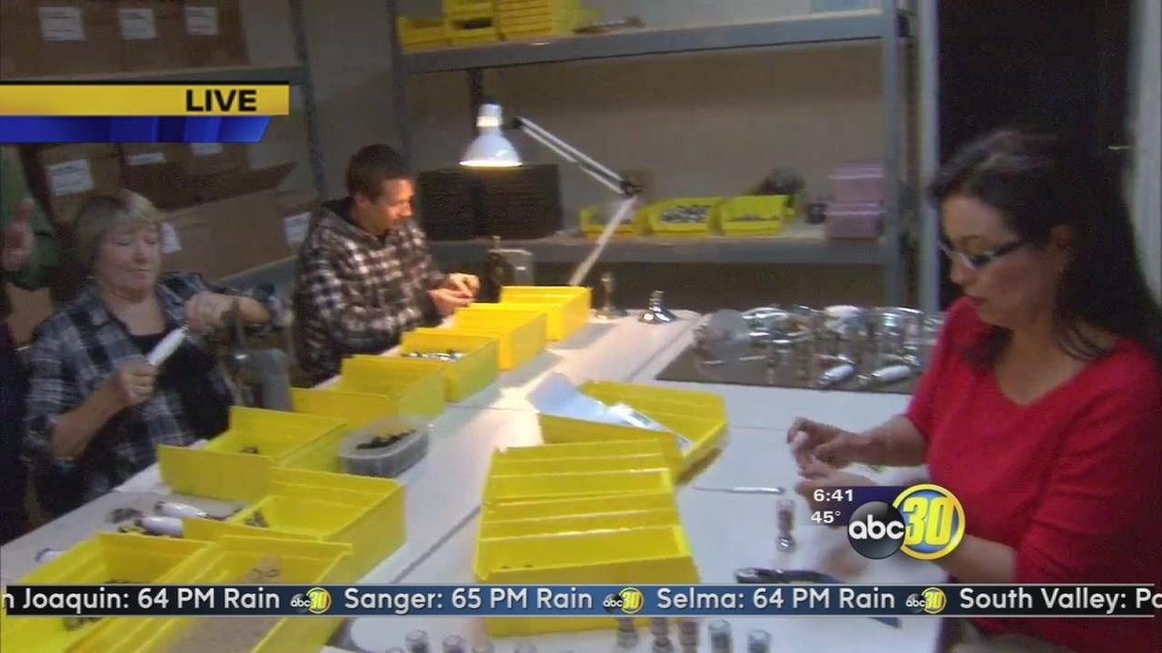 Made in the Valley: High Sierra Showerheads
